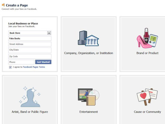 facebook for financial advisors