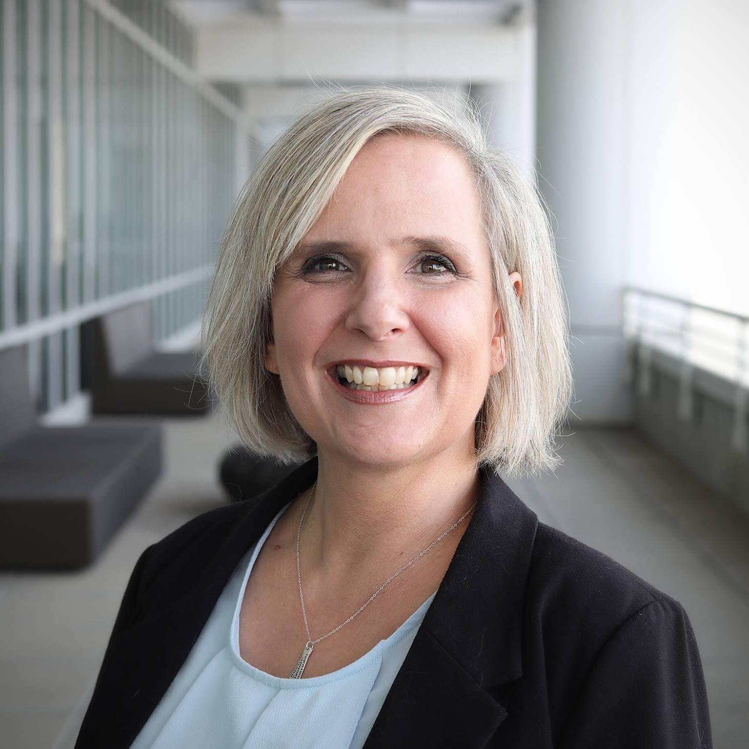 Shannon Hartsoe, communication specialist twenty over ten