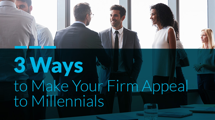 Advisors marketing to millenials