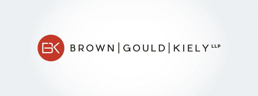 Brown Gould and Kiely logo