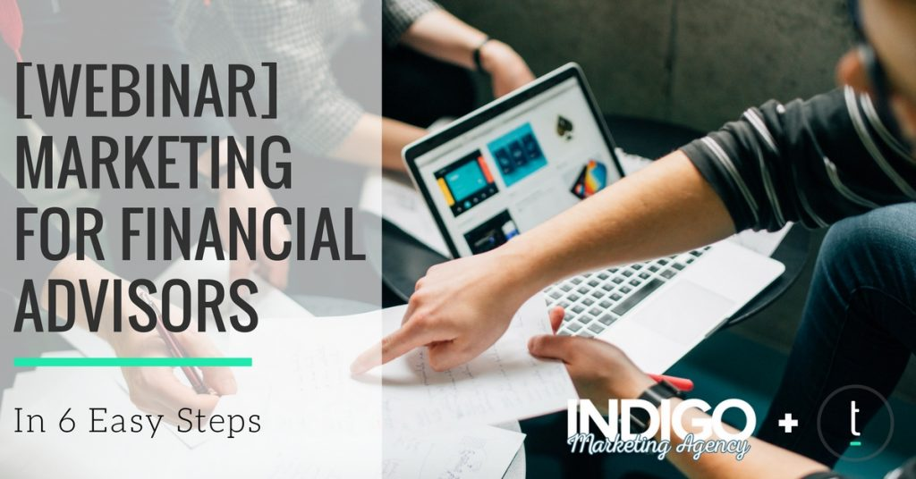 Marketing for Financial Advisors Webinar