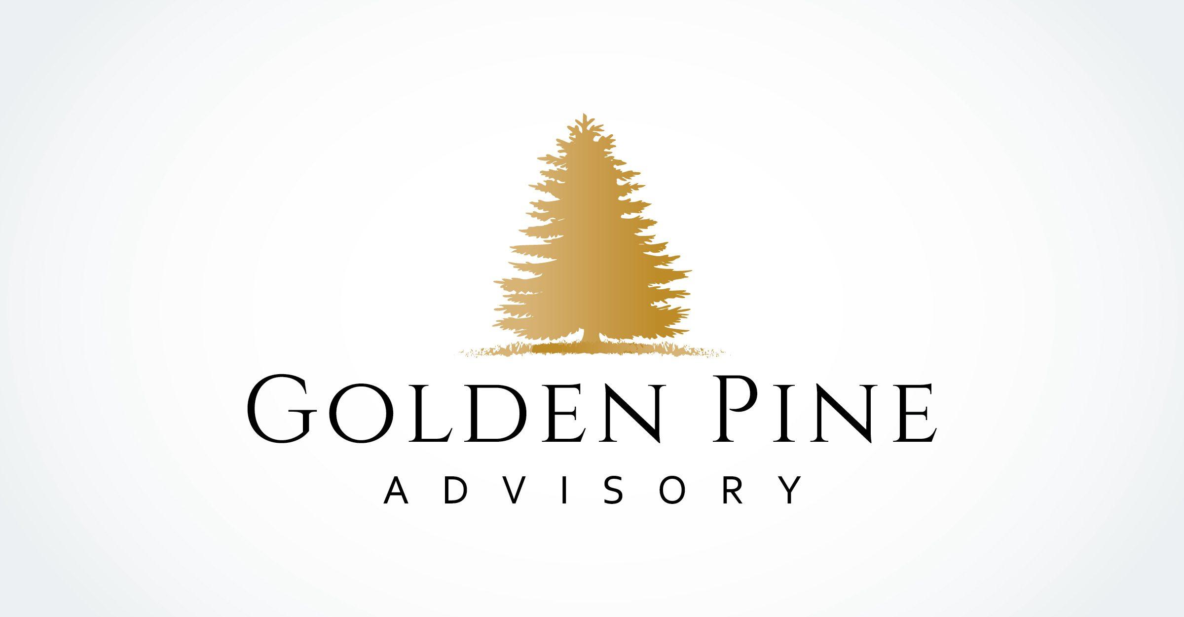 golden pine advisory logo twenty over ten