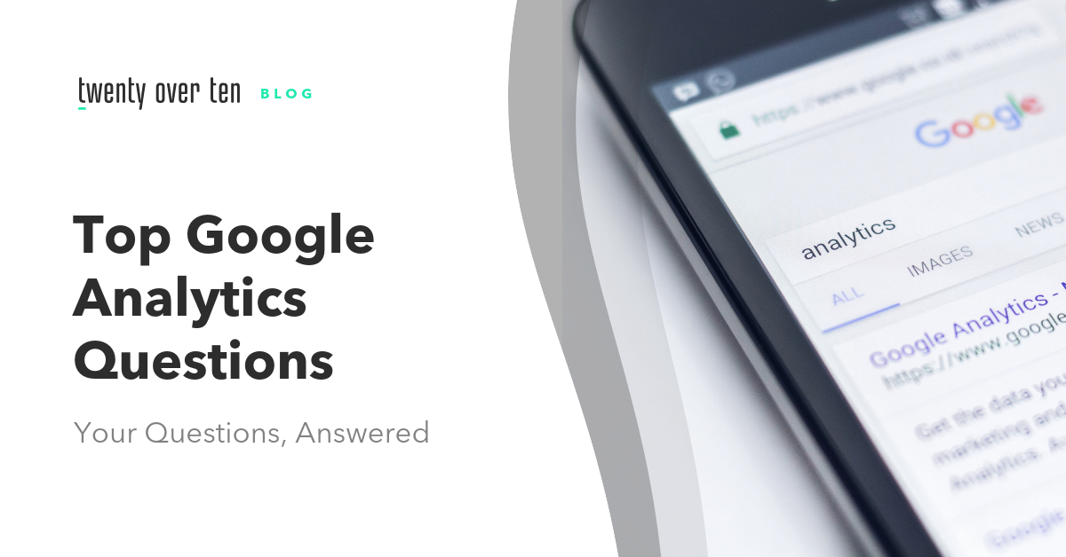 Financial advisors questions about google analytics, answered