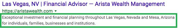 Arista Wealth