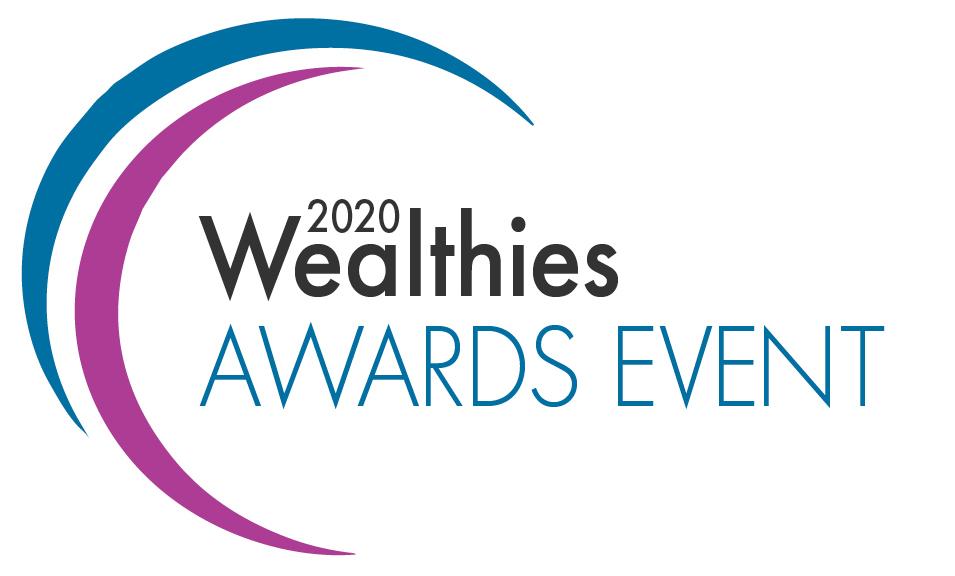 wealthmanagement.com 2020 wealthies awards event