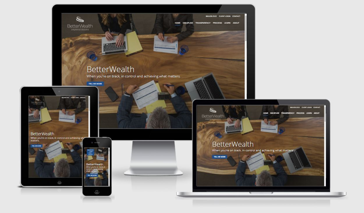 Better Wealth Best Advisor Website