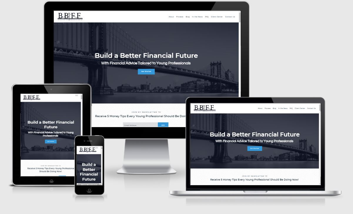 best financial advisor websites, Build a Better Financial Future