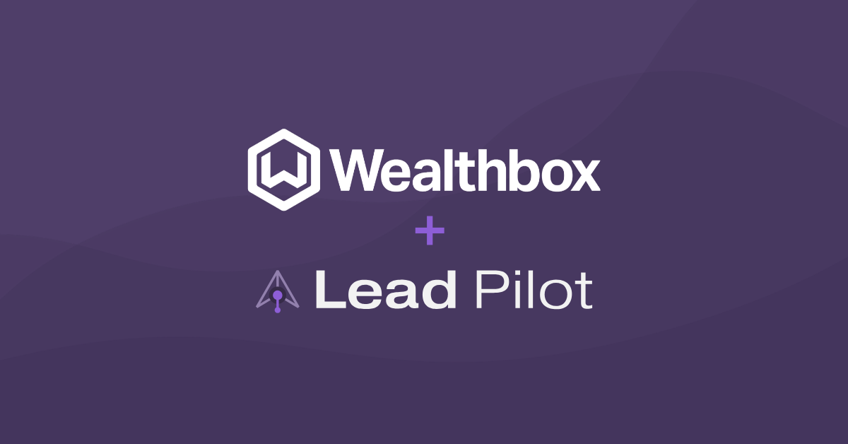 Wealth Box and Lead Pilot