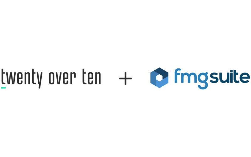 FMG Suite Announces Acquisition of Twenty Over Ten Thumbnail