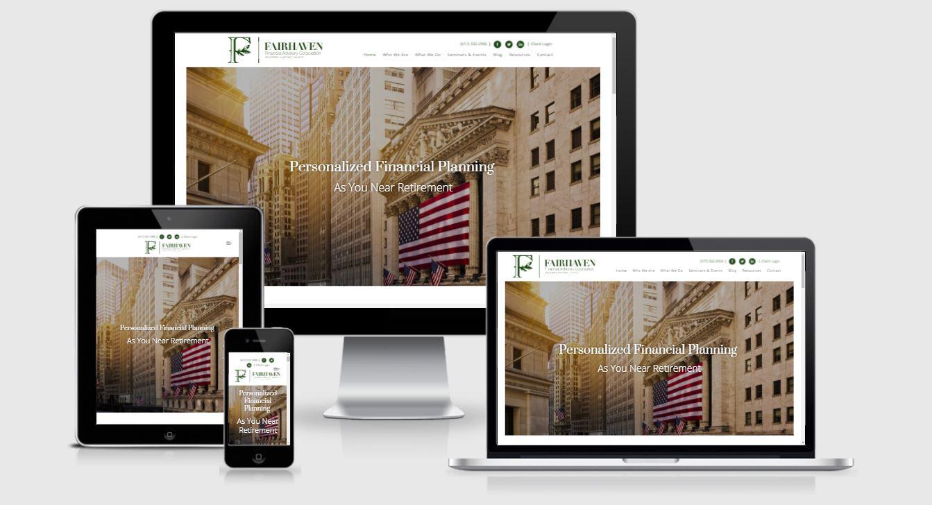 financial advisor website, fairhaven financial advisory corporation