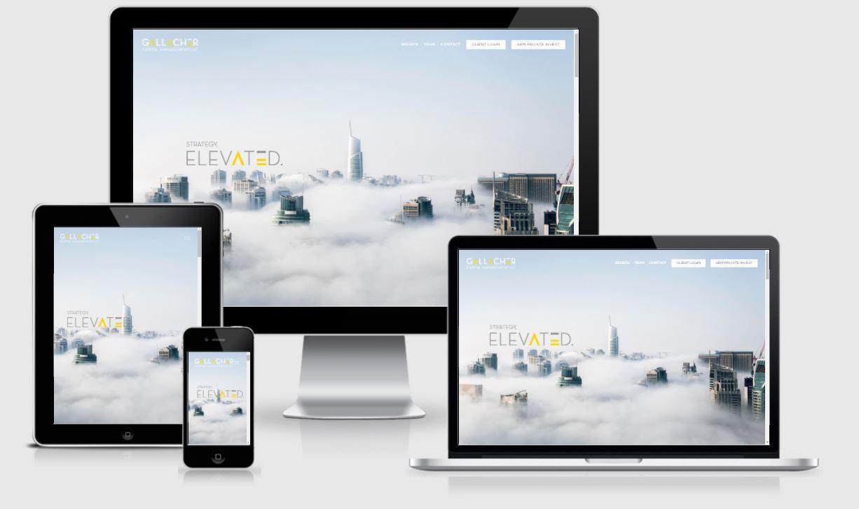 best financial advisor websites, gallagher capital
