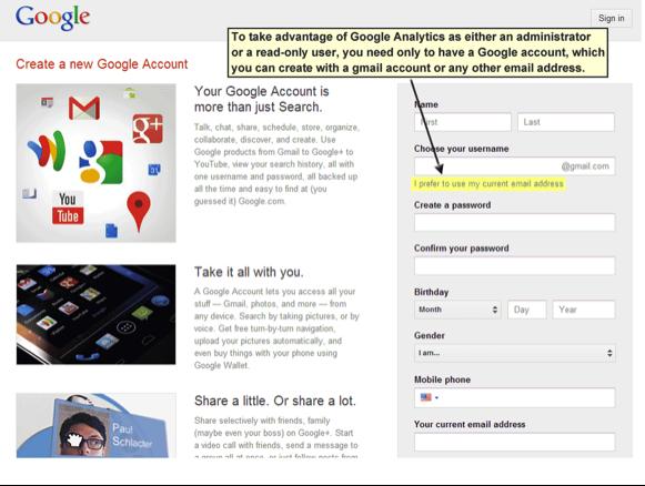 GoogleAccountCreate