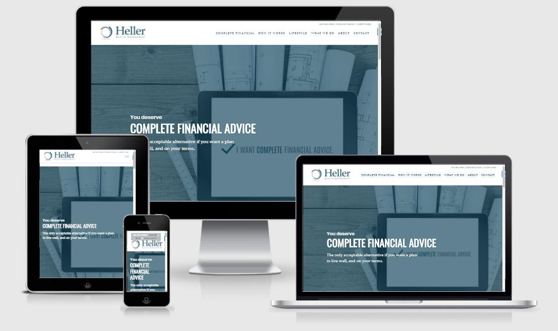Heller Wealth Advisor Best Site