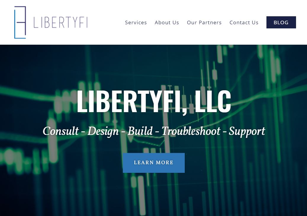 LibertyFi Twenty Over Ten Client Using CTAs