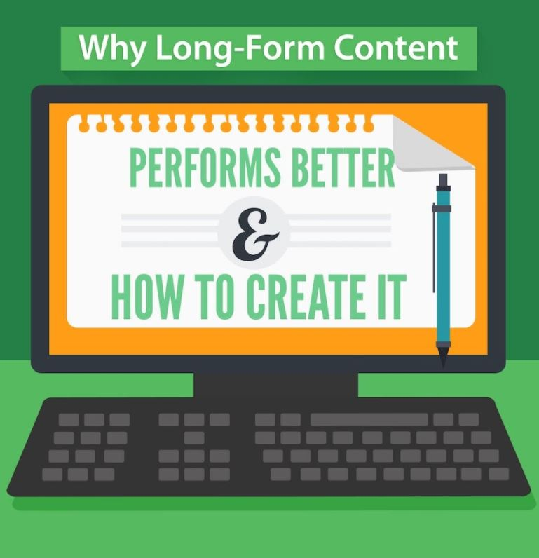 Long Content Performs Better for Financial Advisors