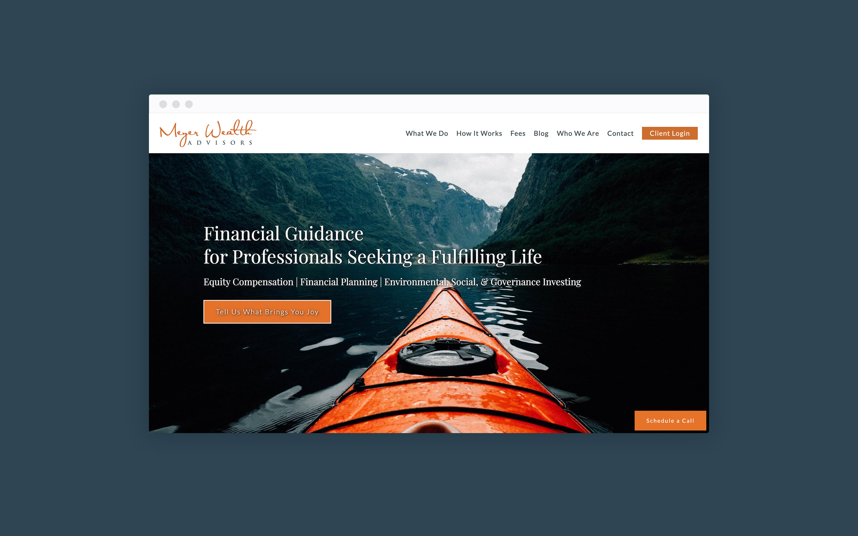 MeyerWealth-Homepage