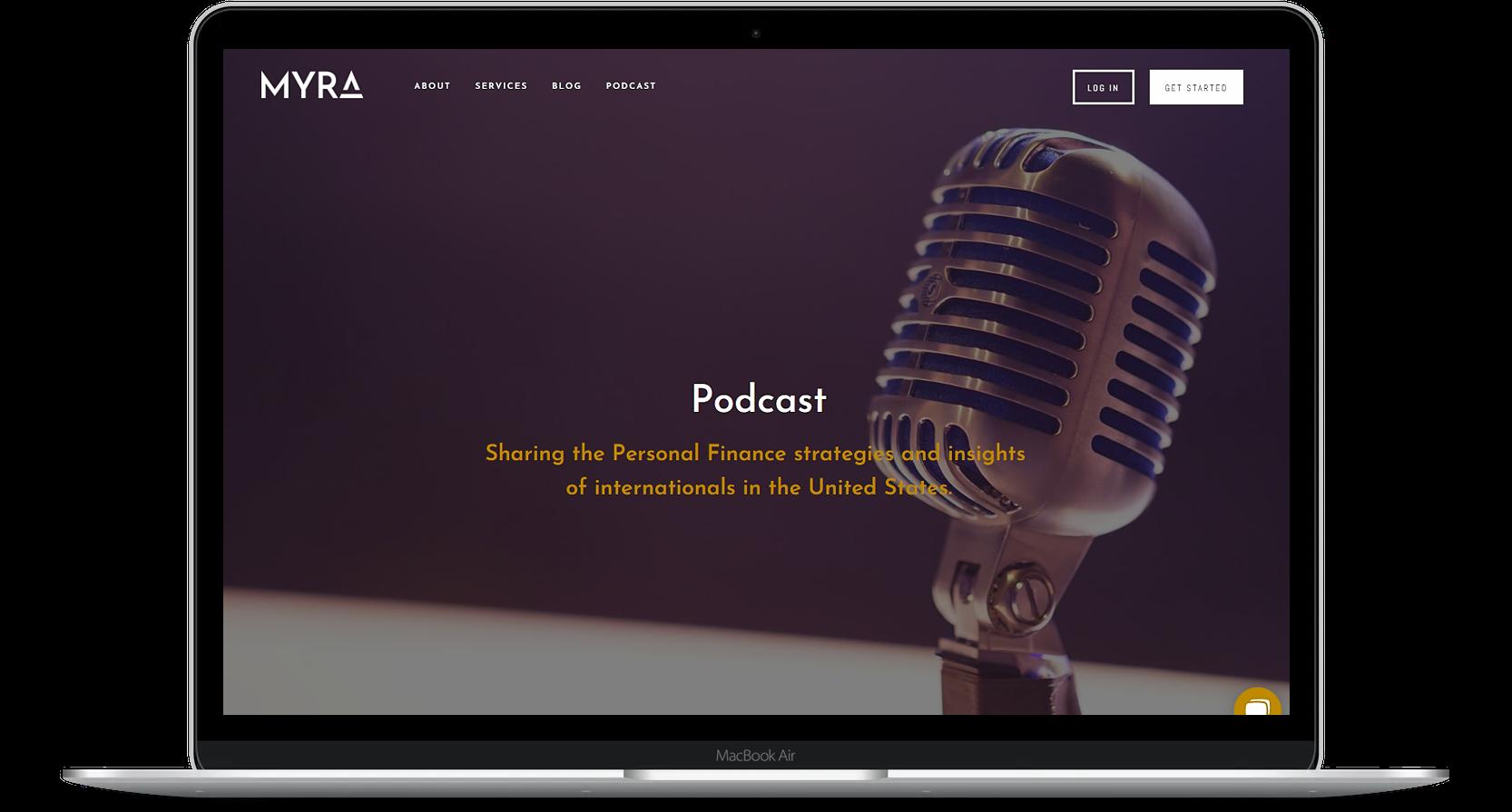 Myra Podcast