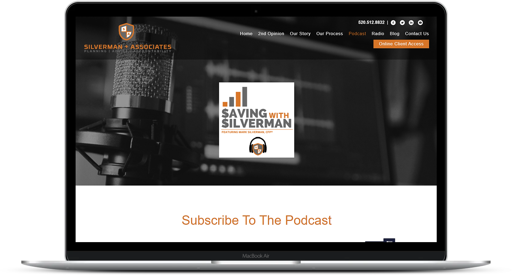 Saving With Silverman Podcast