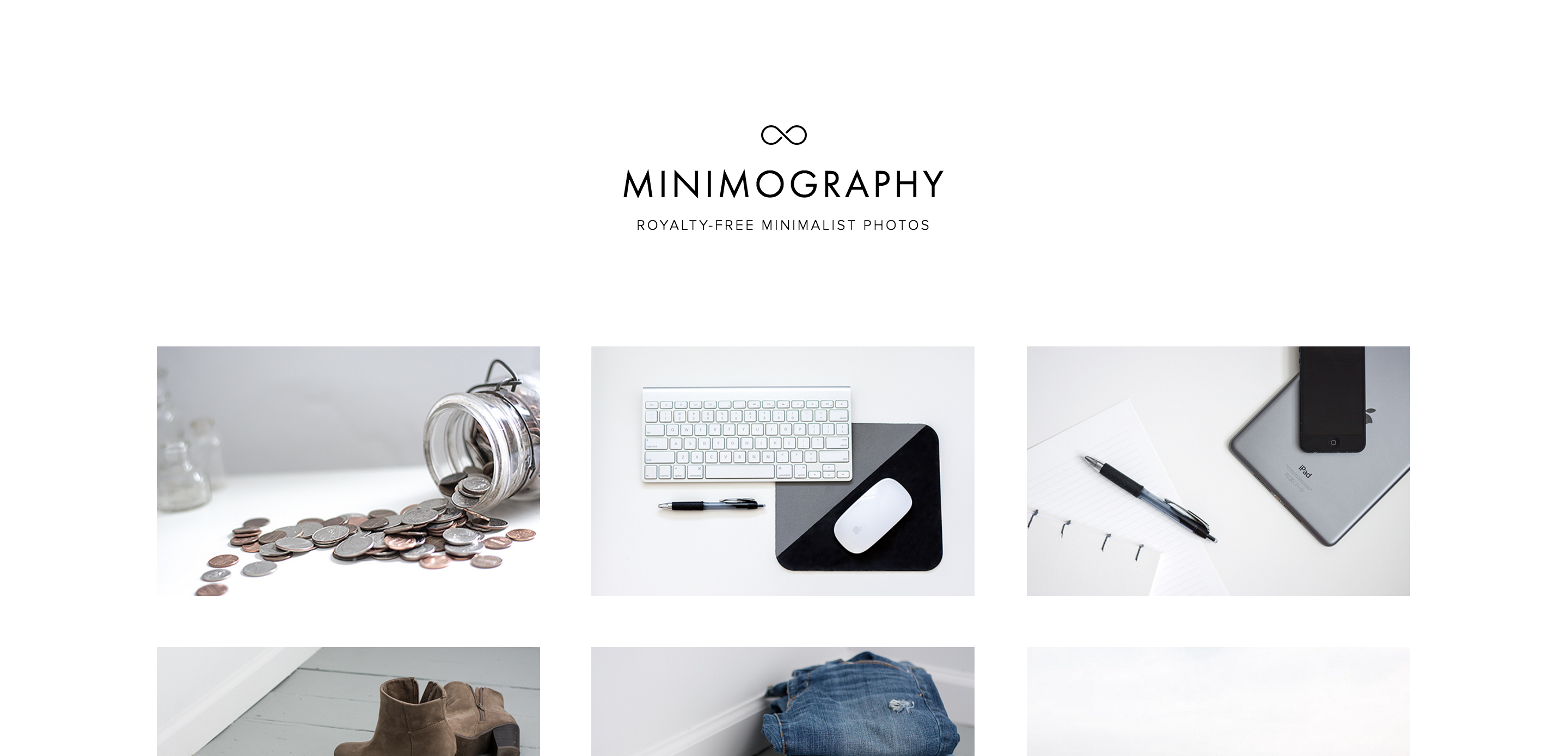 Minimography Free Stock Photo Site