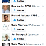 Twitter for Financial Advisors