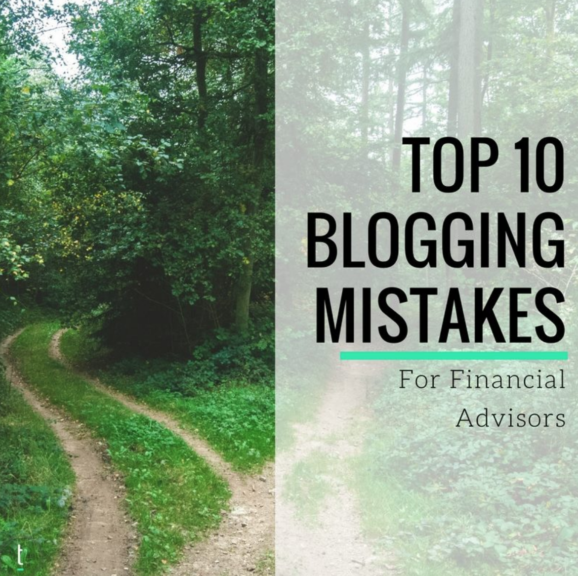 Blogging Mistakes by Financial Advisors