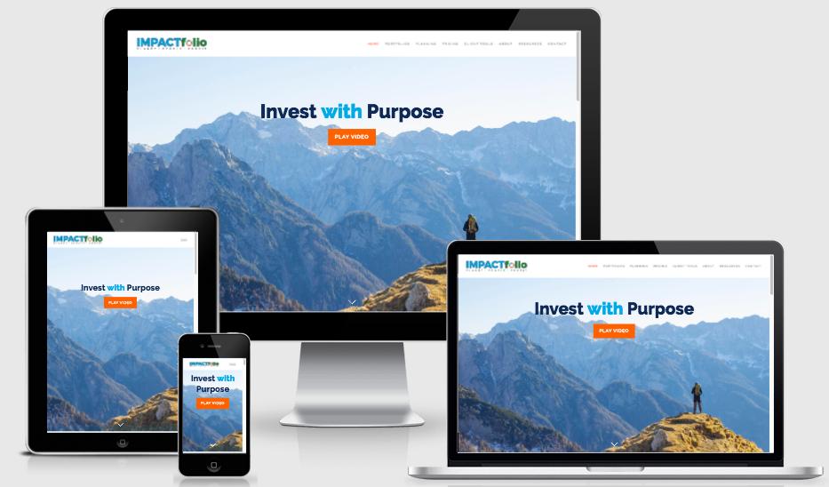 twenty over ten websites for financial advisors