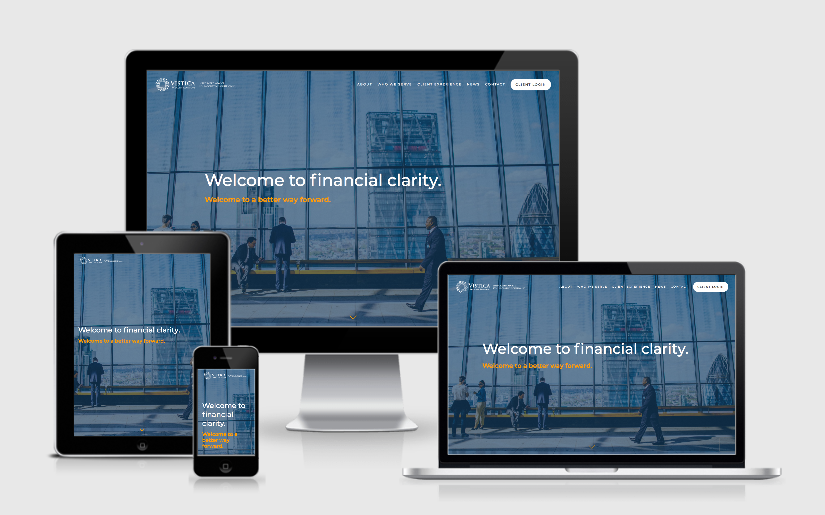 best financial advisor websites built by twenty over ten, vistica wealth advisors