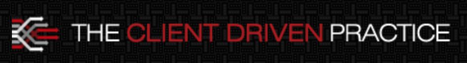 client driven practice podcast