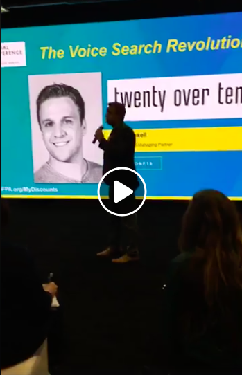twenty over ten ted talk fpa conference