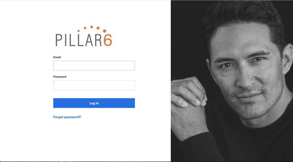 Pillar6, financial advisors using robo-advisors on their website