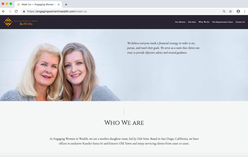 Engaging Women in Wealth