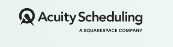 Acuity Scheduling online meeting scheduler software for financial advisors