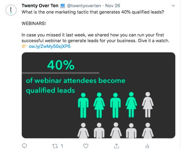 Twenty Over Ten twitter