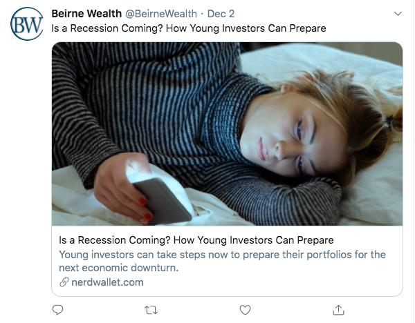 Beirne Wealth twitter