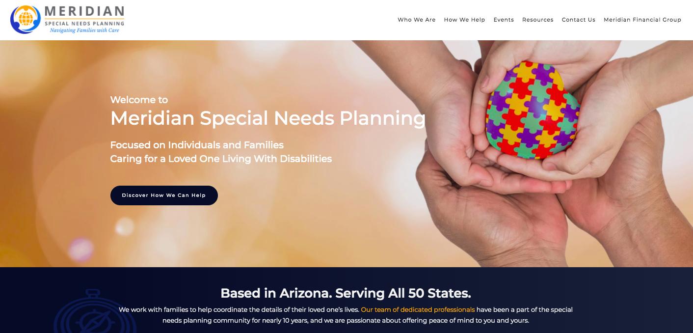 Meridian Special Needs Planning