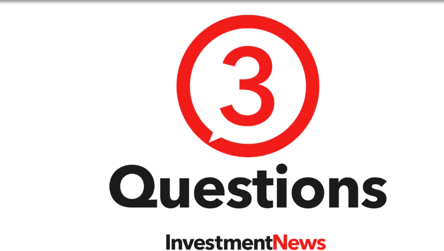 3 QUETSIONS with investment news