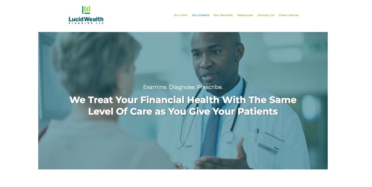 Lucid Wealth Medical Professionals