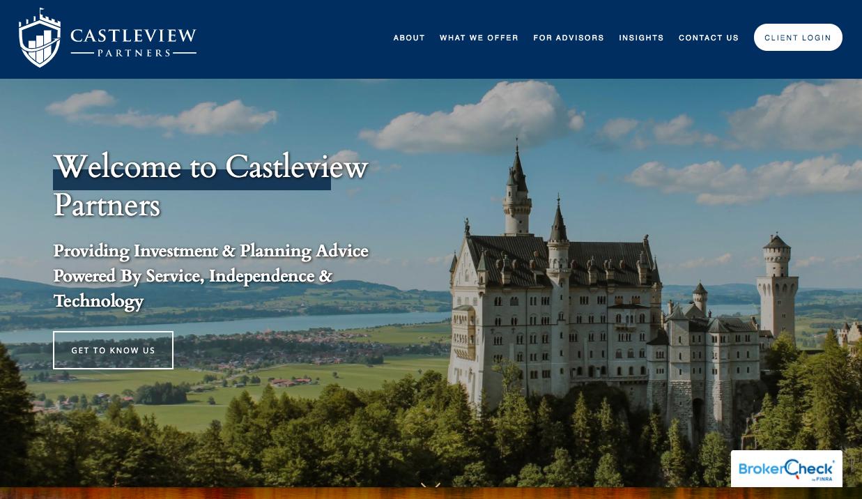 Castleview Partners fathead keywords