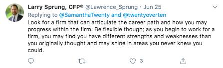 Larry Sprung twitter