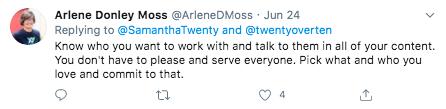 Arlene twitter