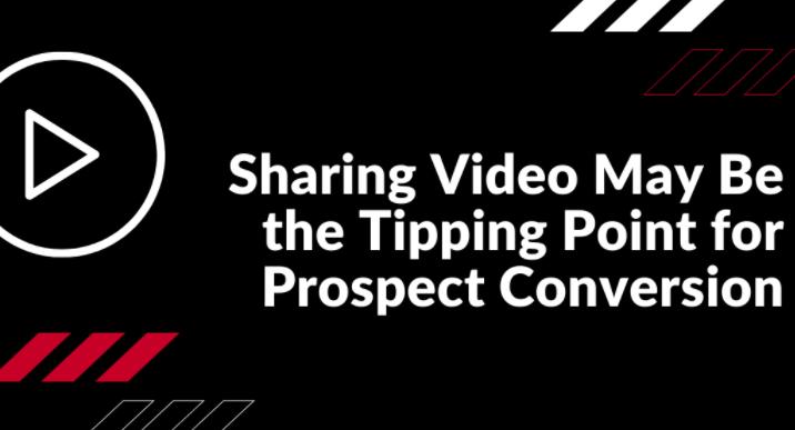 RedZone marketing sharing video