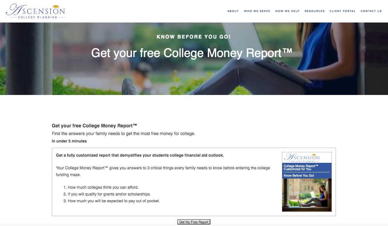 Free Money Report