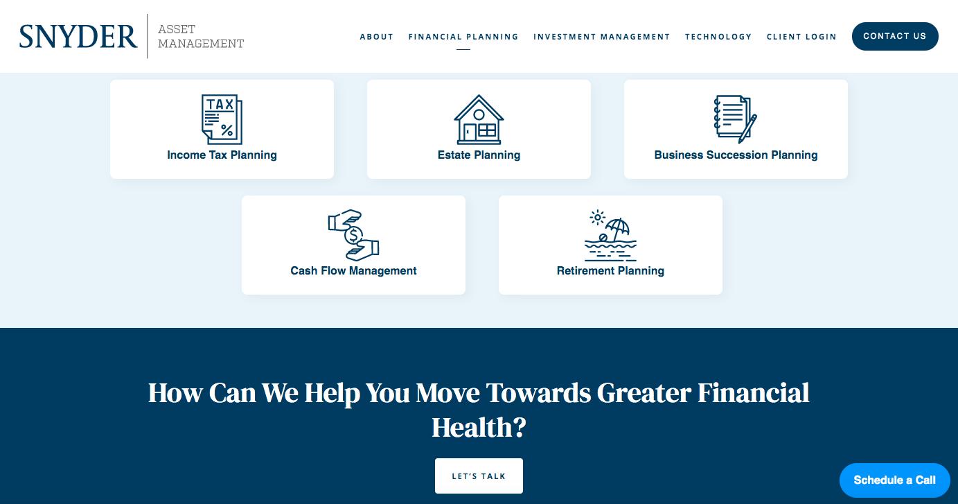 Snyder Asset Management