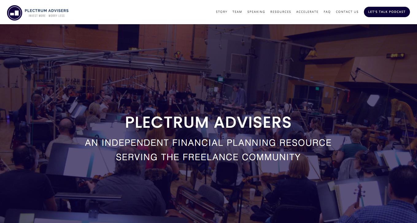 Plectrum Advisers
