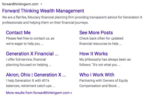 Forward Thinking Wealth Management