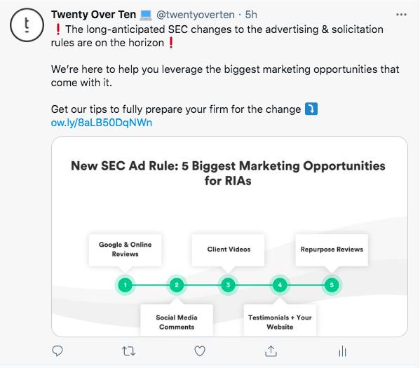 New SEC Ad rule