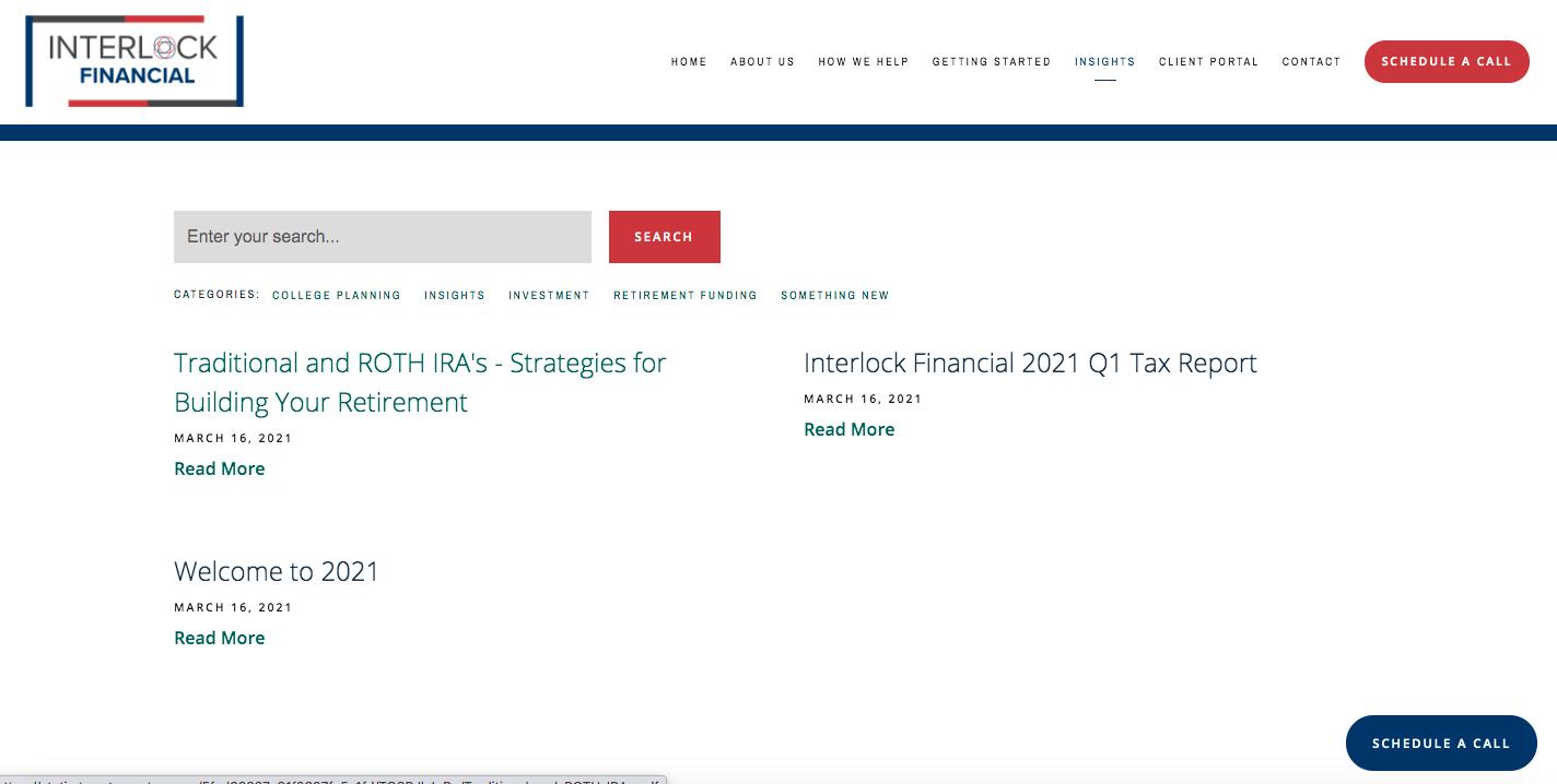 Interlock Financial Insights