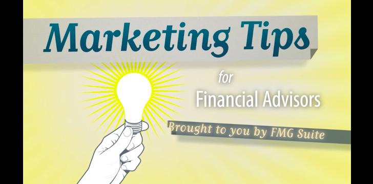 Marketing Tips for Advisors