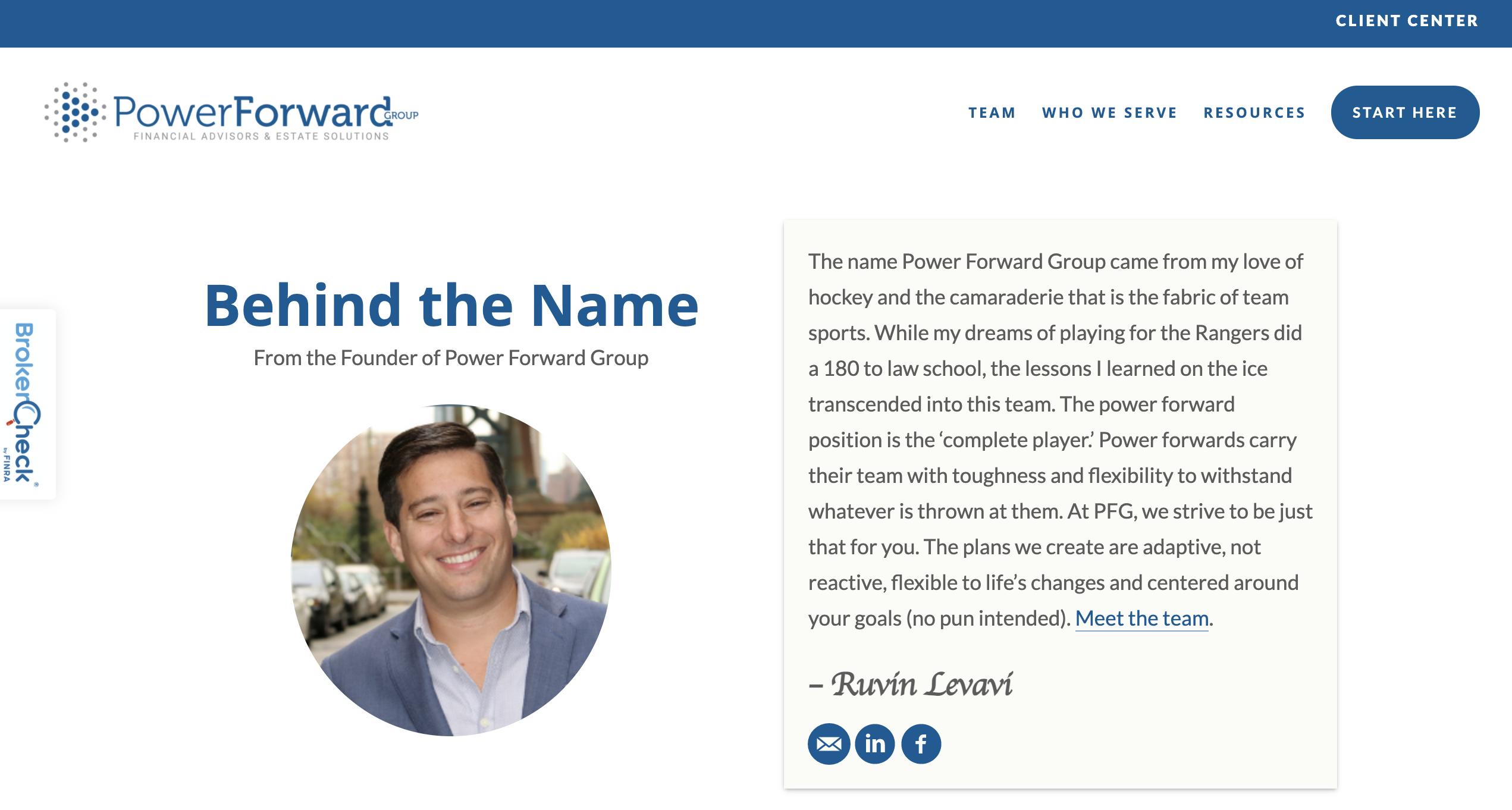 Power Forward Group