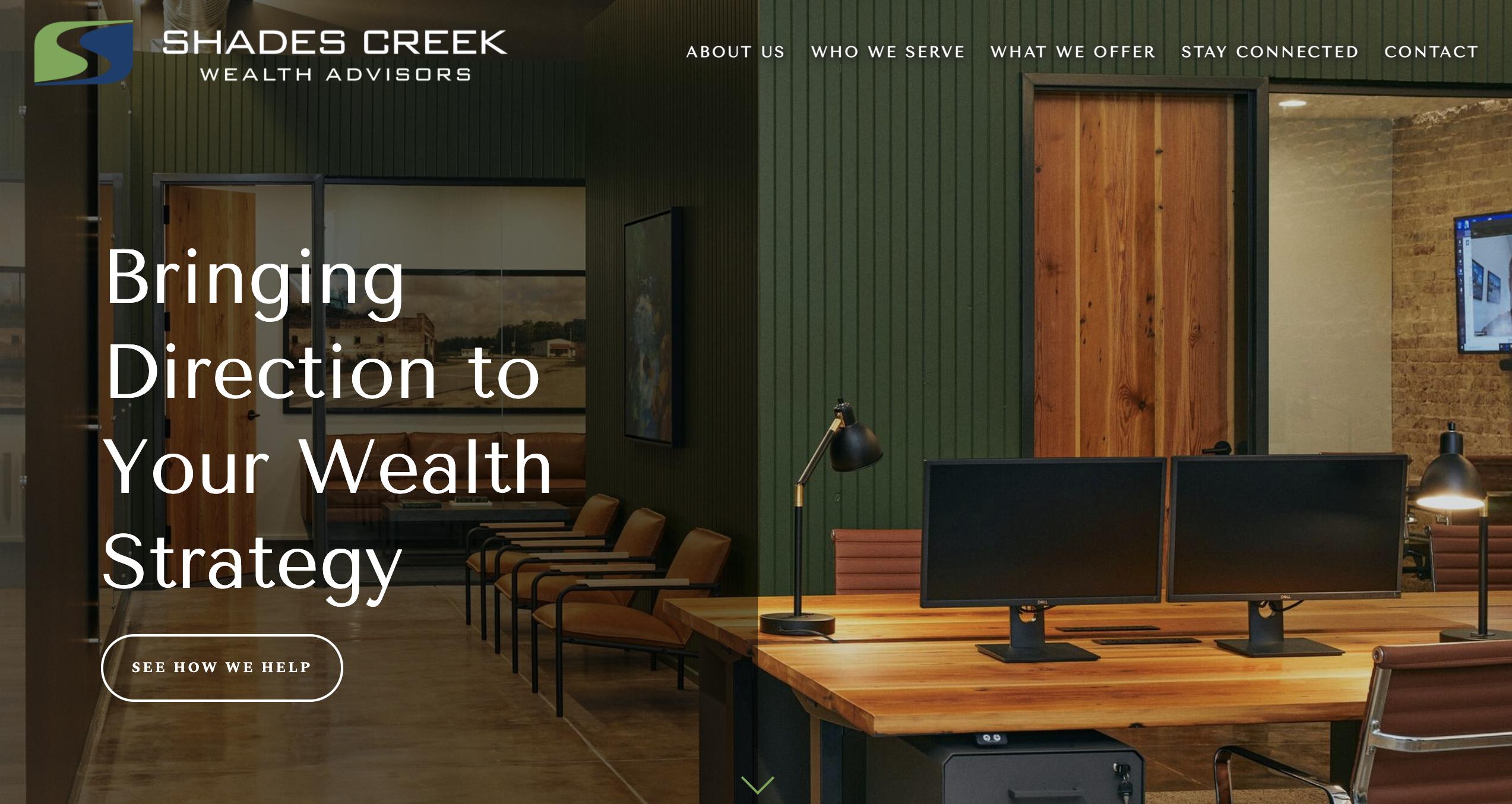 Shades Creek Wealth Adviso